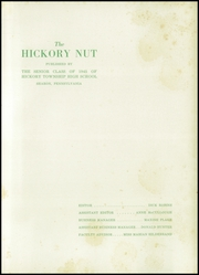 Page 5, 1945 Edition, Hickory High School - Hickory Nut Yearbook (Hermitage, PA) online yearbook collection