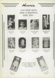 Page 8, 1949 Edition, Hickory High School - Hickory Nut Yearbook (Hermitage, PA) online yearbook collection