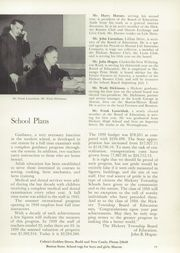 Page 15, 1950 Edition, Hickory High School - Hickory Nut Yearbook (Hermitage, PA) online yearbook collection