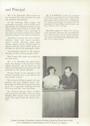 Page 17, 1950 Edition, Hickory High School - Hickory Nut Yearbook (Hermitage, PA) online yearbook collection