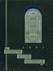 1953 Edition, West Philadelphia Catholic High School - Blue and White Yearbook (Philadelphia, PA)