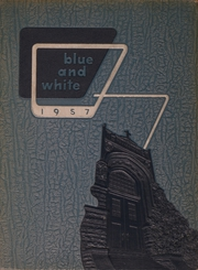 1957 Edition, West Philadelphia Catholic High School - Blue and White Yearbook (Philadelphia, PA)