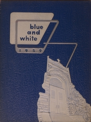 1959 Edition, West Philadelphia Catholic High School - Blue and White Yearbook (Philadelphia, PA)