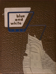 1960 Edition, West Philadelphia Catholic High School - Blue and White Yearbook (Philadelphia, PA)