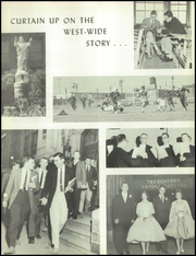 Page 10, 1960 Edition, West Philadelphia Catholic High School - Blue and White Yearbook (Philadelphia, PA) online yearbook collection