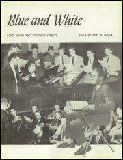 Page 7, 1960 Edition, West Philadelphia Catholic High School - Blue and White Yearbook (Philadelphia, PA) online yearbook collection