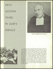 Page 9, 1960 Edition, West Philadelphia Catholic High School - Blue and White Yearbook (Philadelphia, PA) online yearbook collection