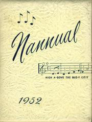 Nanticoke High School - Nannual Yearbook (Nanticoke, PA) online yearbook collection, 1952 Edition, Page 1