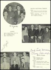 Page 15, 1953 Edition, Nanticoke High School - Nannual Yearbook (Nanticoke, PA) online yearbook collection