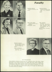 Page 16, 1954 Edition, Nanticoke High School - Nannual Yearbook (Nanticoke, PA) online yearbook collection