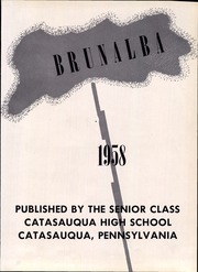 Page 5, 1958 Edition, Catasauqua High School - Brunalba Yearbook (Catasauqua, PA) online yearbook collection