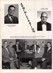 Page 8, 1958 Edition, Catasauqua High School - Brunalba Yearbook (Catasauqua, PA) online yearbook collection