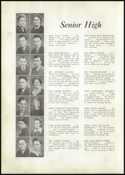 Page 10, 1940 Edition, Ford City High School - Trireme Yearbook (Ford City, PA) online yearbook collection