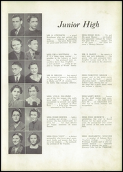Page 11, 1940 Edition, Ford City High School - Trireme Yearbook (Ford City, PA) online yearbook collection