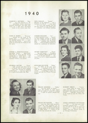Page 14, 1940 Edition, Ford City High School - Trireme Yearbook (Ford City, PA) online yearbook collection