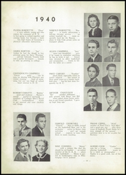 Page 16, 1940 Edition, Ford City High School - Trireme Yearbook (Ford City, PA) online yearbook collection