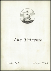 Page 4, 1940 Edition, Ford City High School - Trireme Yearbook (Ford City, PA) online yearbook collection