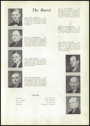 Page 7, 1940 Edition, Ford City High School - Trireme Yearbook (Ford City, PA) online yearbook collection