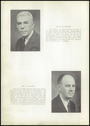 Page 8, 1940 Edition, Ford City High School - Trireme Yearbook (Ford City, PA) online yearbook collection