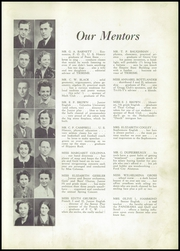 Page 9, 1940 Edition, Ford City High School - Trireme Yearbook (Ford City, PA) online yearbook collection