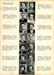 Page 16, 1950 Edition, Ford City High School - Trireme Yearbook (Ford City, PA) online yearbook collection