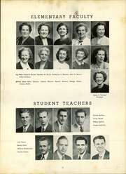Page 17, 1950 Edition, Ford City High School - Trireme Yearbook (Ford City, PA) online yearbook collection