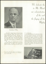 Page 12, 1951 Edition, Ford City High School - Trireme Yearbook (Ford City, PA) online yearbook collection