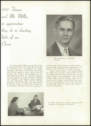 Page 13, 1951 Edition, Ford City High School - Trireme Yearbook (Ford City, PA) online yearbook collection