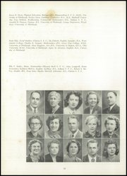 Page 16, 1951 Edition, Ford City High School - Trireme Yearbook (Ford City, PA) online yearbook collection