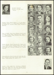 Page 17, 1951 Edition, Ford City High School - Trireme Yearbook (Ford City, PA) online yearbook collection