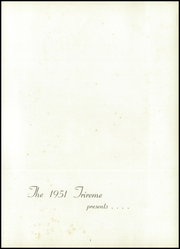 Page 5, 1951 Edition, Ford City High School - Trireme Yearbook (Ford City, PA) online yearbook collection
