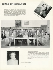 Page 15, 1955 Edition, Ford City High School - Trireme Yearbook (Ford City, PA) online yearbook collection