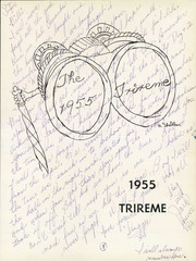Page 5, 1955 Edition, Ford City High School - Trireme Yearbook (Ford City, PA) online yearbook collection