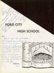 Page 6, 1955 Edition, Ford City High School - Trireme Yearbook (Ford City, PA) online yearbook collection