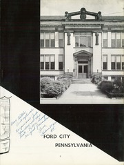 Page 7, 1955 Edition, Ford City High School - Trireme Yearbook (Ford City, PA) online yearbook collection