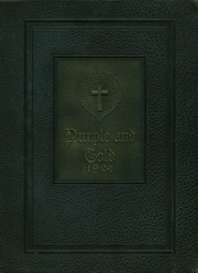 1924 Edition, Roman Catholic High School - Purple and Gold Yearbook (Philadelphia, PA)