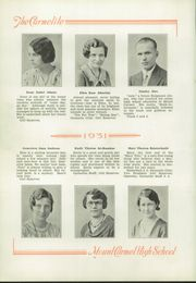 Page 16, 1931 Edition, Mount Carmel Area High School - Carmelite Yearbook (Mount Carmel, PA) online yearbook collection