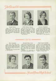 Page 19, 1931 Edition, Mount Carmel Area High School - Carmelite Yearbook (Mount Carmel, PA) online yearbook collection