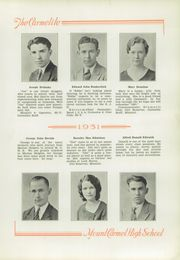 Page 21, 1931 Edition, Mount Carmel Area High School - Carmelite Yearbook (Mount Carmel, PA) online yearbook collection