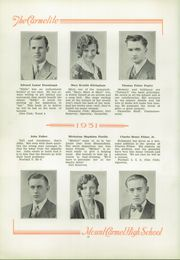 Page 22, 1931 Edition, Mount Carmel Area High School - Carmelite Yearbook (Mount Carmel, PA) online yearbook collection