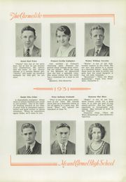 Page 23, 1931 Edition, Mount Carmel Area High School - Carmelite Yearbook (Mount Carmel, PA) online yearbook collection
