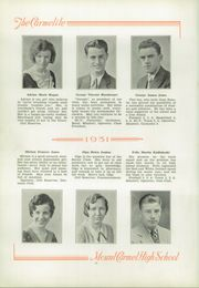 Page 24, 1931 Edition, Mount Carmel Area High School - Carmelite Yearbook (Mount Carmel, PA) online yearbook collection