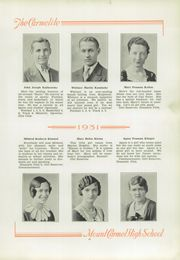 Page 25, 1931 Edition, Mount Carmel Area High School - Carmelite Yearbook (Mount Carmel, PA) online yearbook collection
