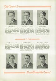Page 26, 1931 Edition, Mount Carmel Area High School - Carmelite Yearbook (Mount Carmel, PA) online yearbook collection