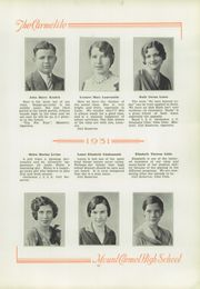 Page 27, 1931 Edition, Mount Carmel Area High School - Carmelite Yearbook (Mount Carmel, PA) online yearbook collection