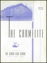 Page 7, 1939 Edition, Mount Carmel Area High School - Carmelite Yearbook (Mount Carmel, PA) online yearbook collection