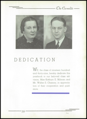 Page 9, 1939 Edition, Mount Carmel Area High School - Carmelite Yearbook (Mount Carmel, PA) online yearbook collection