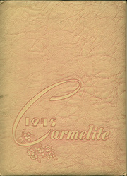 1945 Edition, Mount Carmel Area High School - Carmelite Yearbook (Mount Carmel, PA)