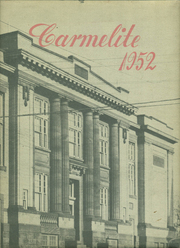 1952 Edition, Mount Carmel Area High School - Carmelite Yearbook (Mount Carmel, PA)