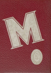 Mount Carmel Area High School - Carmelite Yearbook (Mount Carmel, PA) online yearbook collection, 1954 Edition, Page 1